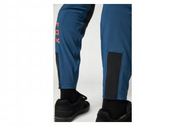 Pantalon Fox Defend Bleu Foncé / Rouge
