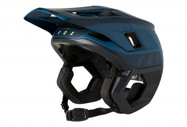 Casque Fox Dropframe Pro Mips Bleu Foncé