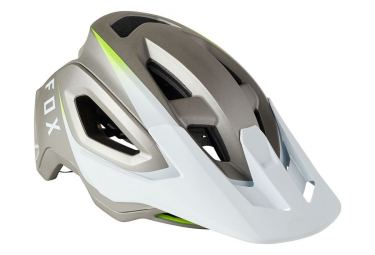 Casco Fox Speedframe Pro Blanco M  55 59 Cm
