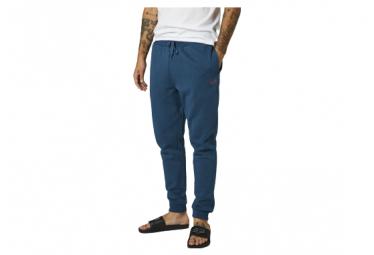 Pantalon Fox Lolo Fleece Azul Oscuro S