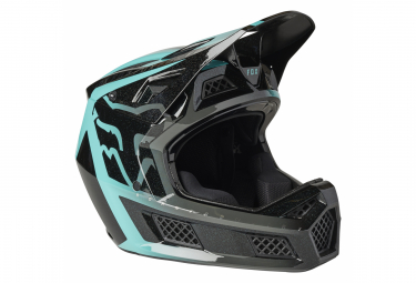 Casque Intégral Fox RPC Mips Turquoise