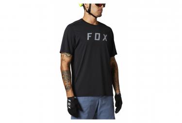 Maillot Manches Courtes Fox Ranger Fox Noir
