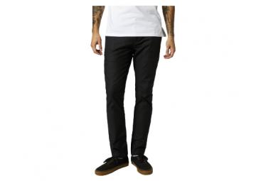 Pantalon Fox Essex Stretch Slim Noir
