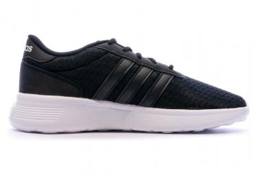 Baskets noires femme Adidas Lite Racer CB