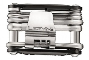 Lezyne RAP 14 Funktionen Multi Tools Schwarz