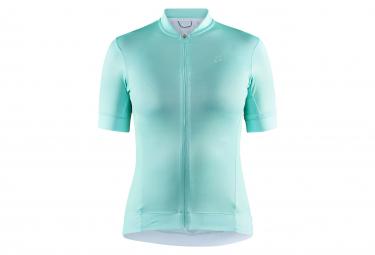 Bicicleta Jersey Craft Essence Azul Mujer L