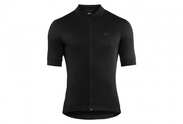Jersey Craft Essence Negro Hombre Xl