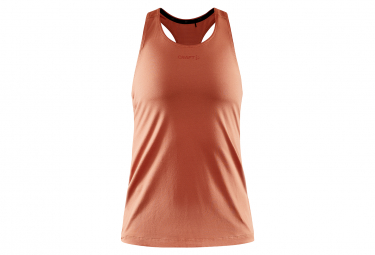Tank Craft Essence Marron Mujer L