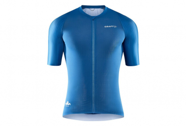 Jersey Craft Pro Aero Azul Hombre M