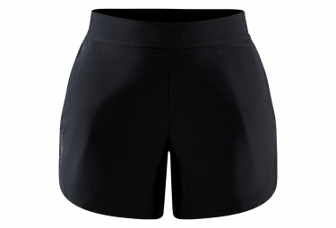 Short Craft Adv Essence 5 Negro Mujer Xs