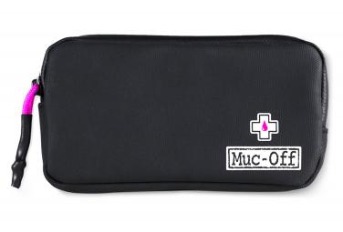 Estuche Essentials impermeable Muc-Off negro
