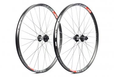 DT Swiss EX511 - 350 Juego de ruedas de disco de 29 '' | Impulso 15x110 - 12x148mm | 6 agujeros