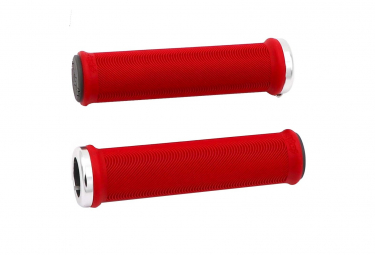 Odi Sensus Lite Grips Red / White