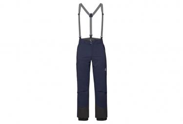 Pantalon De Invierno Odlo Nordic Fan Azul L