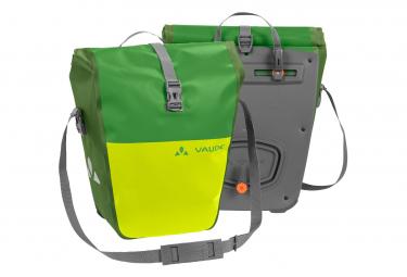 Paire de Sacoches Vaude Aqua Back Color Vert Jaune