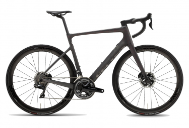 Vélo de Route Cervelo Caledonia-5 Shimano Dura Ace Di2 11V Noir / Gris