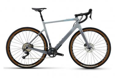 Gravel Bike Cervélo Aspero 650b Scheibe Shimano GRX RX810 11V Grau / Meeresbrise 2021