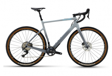 Gravel Bike Cervelo Aspero Shimano GRX 11V Gris / Bleu
