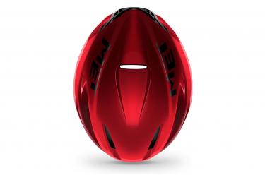 Casco MET Manta Mips Aero Shiny Metallic Red 2021