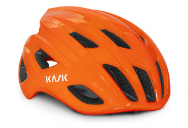 Casque Kask Mojito Cubed Orange Fluo