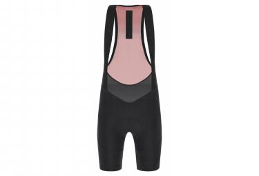 Pantalon Corto Mujer Santini Sleek Raggio Negro S