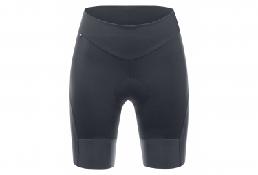 Pantalon Corto Mujer Santini Alba Pro Pad Gris M