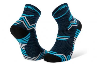 Paire de Chaussettes BV Sport Trail Ultra Bleu