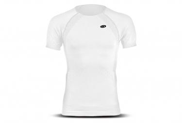 Camiseta Tecnica De Manga Corta Bv Sport R Tech Evo2 Blanco Xl