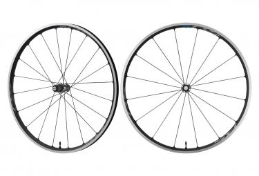 Juego de ruedas Shimano Ultegra RS500 Tubeless 700c | 9x100 - 9x130mm | Patines