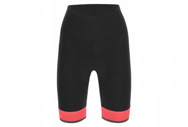 Pantalon Corto Mujer Santini Giada Lux Evo Pad Negro S