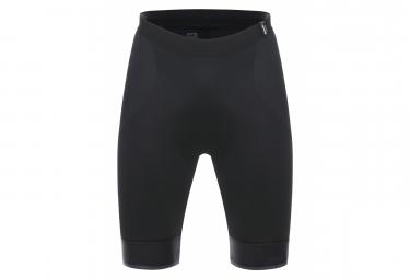 Santini Karma Delta Evo Pad Shorts Negro S