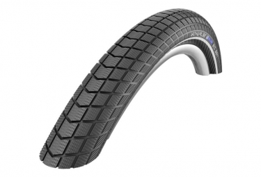 Schwalbe Big Ben 27.5 '' Tubetype Rigid TwinSkin K-Guard SBC Tire Black