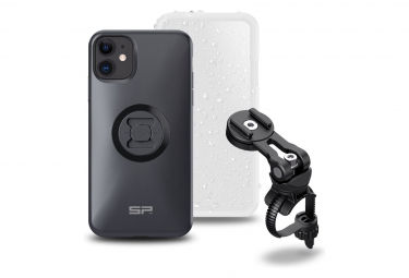 Support et Protection Smartphone SP Connect Bike Bundle II Iphone 11/XR