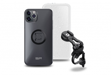 Support et Protection Smartphone SP Connect Bike Bundle II Iphone 11 Pro Max / XS Max