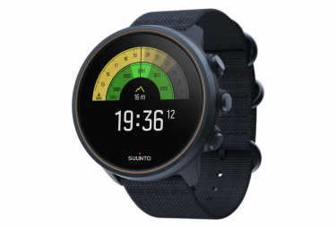 Suunto 9 Baro GPS Watch Granite Blue Titanium