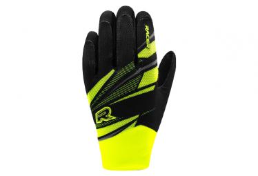 Gants Longs Racer Gloves Light Speed 3 Noir / Jaune