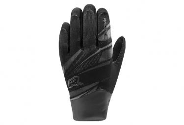 Gants Longs Racer Gloves Light Speed 3 Noir
