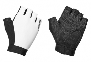 Guantes Gripgrab Worldcup Padded Short Blanco Xl