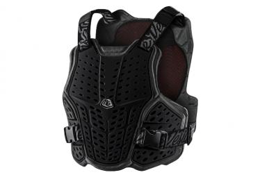 Gilet protettivo Troy Lee Designs Rockfight CE Flex Solid Nero