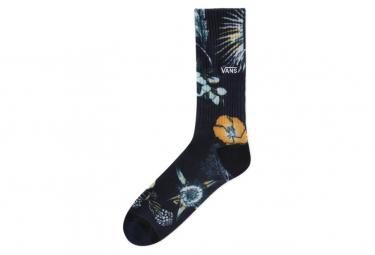 Vans Califas Crew Socks Black / Blue