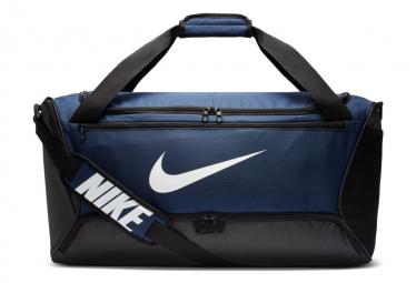 Sac de Sport Nike Brasilia Medium Bleu Unisex
