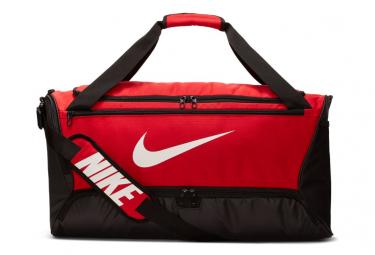 Sac de Sport Nike Brasilia Medium Rouge / Noir Unisex