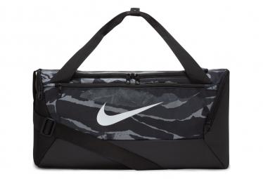 Sac de Sport Nike Brasilia Small Noir Camo Unisex