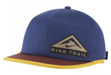 Nike Dri-Fit Pro Trail Hat Purple Unisex