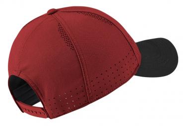 Casquette Nike AeroBill Legacy91 Rouge Unisex
