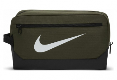 Sac à Chaussures Nike Brasilia Khaki/Noir