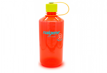 Botella De Agua De Boca Estrecha Nalgene 1l Granada