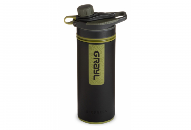 Gourde Filtrante Grayl GeoPress 710 ml Noir Vert Camo
