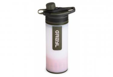 Gourde Filtrante Grayl GeoPress 710 ml Blanc Alpine