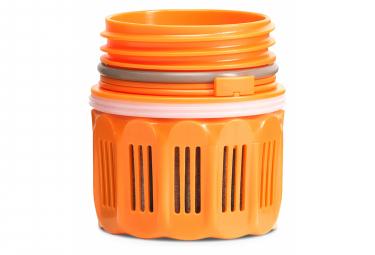 Filtre de Remplacement Grayl Ultralight pour Gourde Filtrante Orange